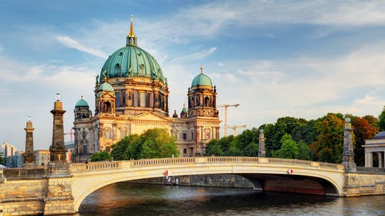 Recorrido a pie por la ciudad de Berlín de 1 hora