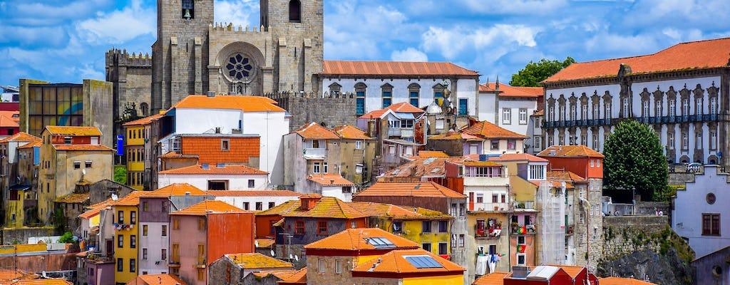 Excursión de un día a Oporto desde Lisboa con parada opcional en el Santuario de Fátima