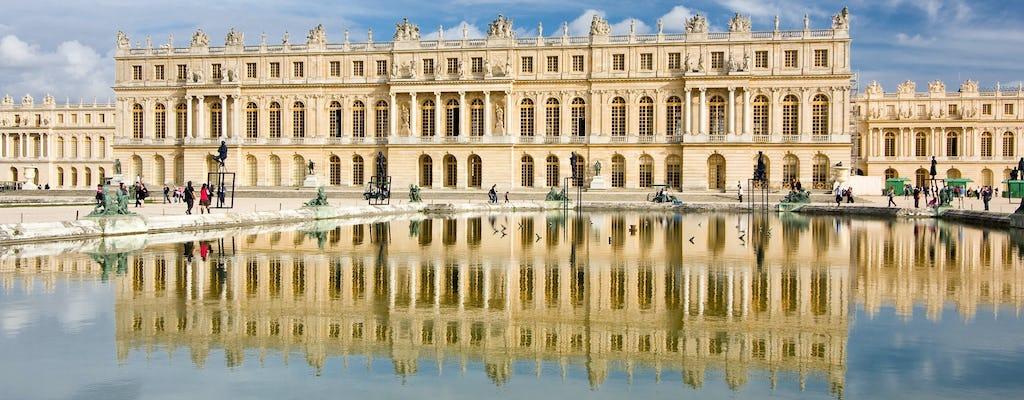 5 часов индивидуальная экскурсия в Версаль из Парижа