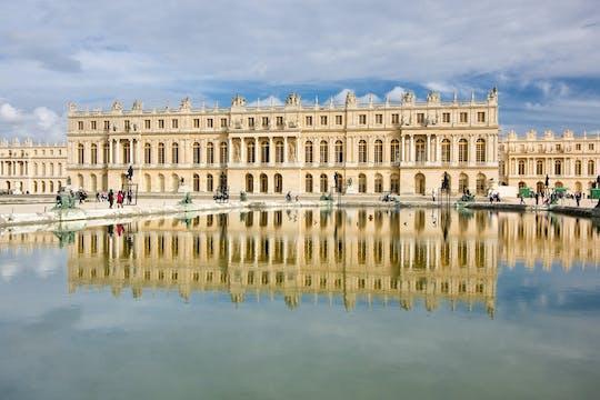 Tour privato di 5 ore di Versailles da Parigi