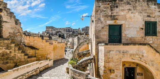 Matera 2-hour walking tour