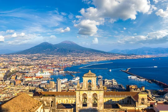 Однодневная индивидуальная пешеходная экскурсия в Неаполь