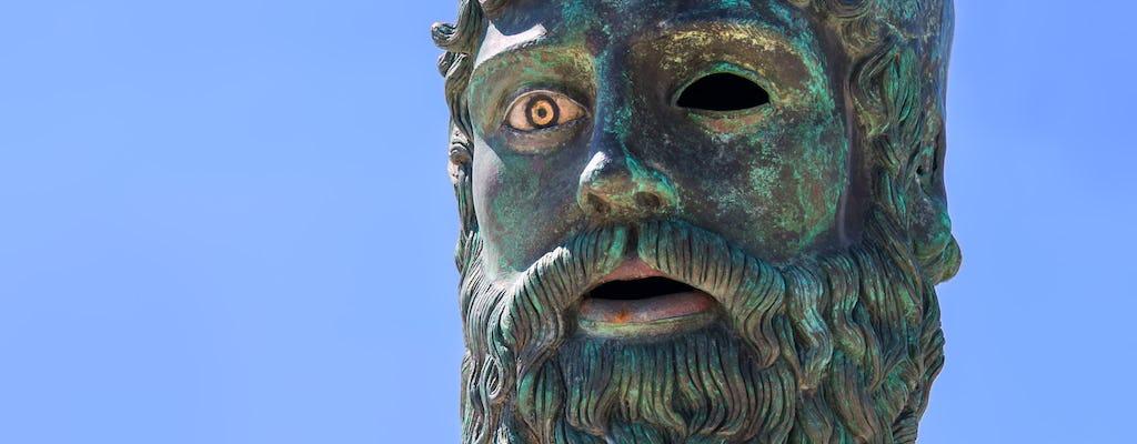Führung durch das Archäologische Museum von Reggio Calabria und die Bronzetouren von Riace