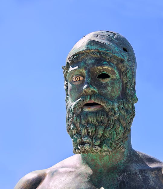 Reggio Calabria Archaeological Museum and Riace bronzes guided tour