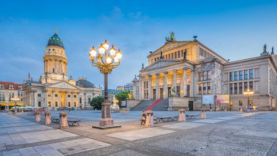 Berlin 1-hour guided tour of the historic center