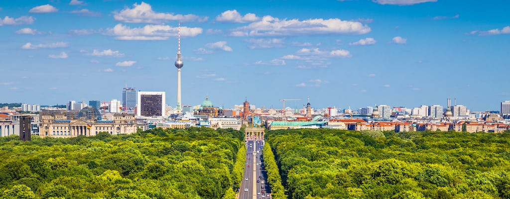 Berlin  walking tour to the top 10 sightseeing attractions
