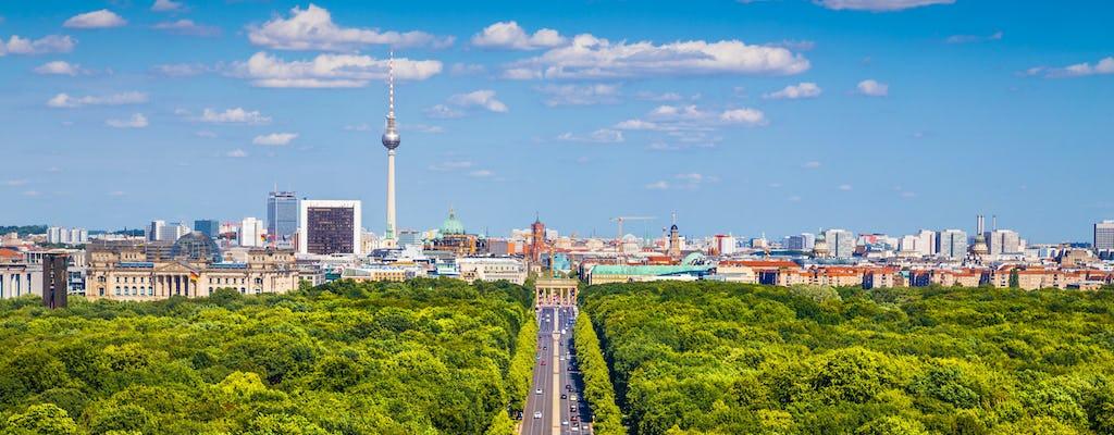 Tour a piedi di Berlino alle 10 principali attrazioni turistiche