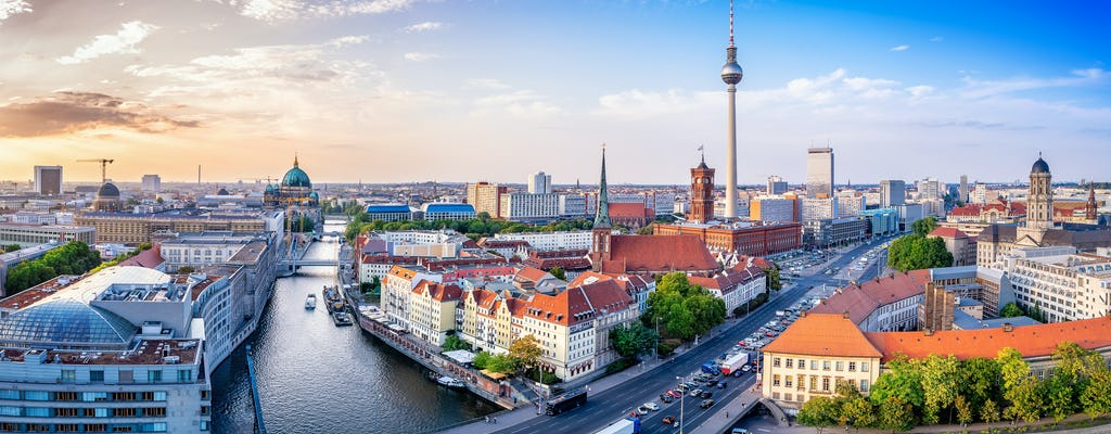 Berlin sightseeing city tour of the top 20 attractions
