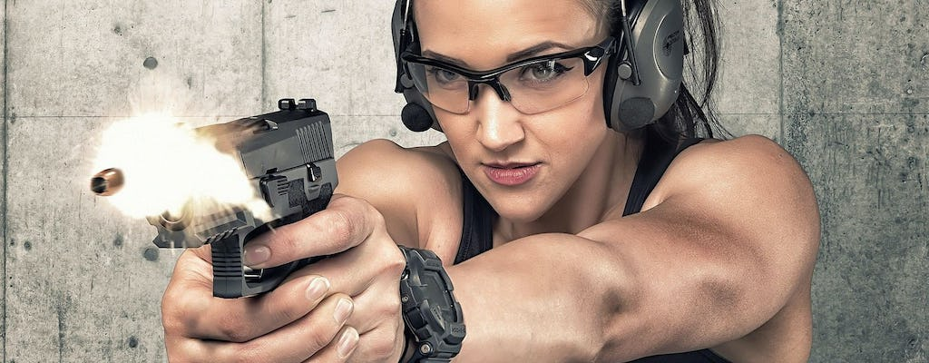 Private shooting range experience in Tallinn