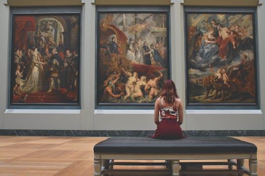 Excursión privada de un día a Le Louvre desde Le Havre