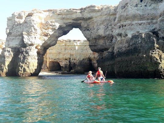 Algarve SUP-Tour zu Höhlen und Klippen Ticket