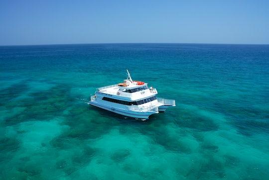 Key West tour with glassbottom boat ride