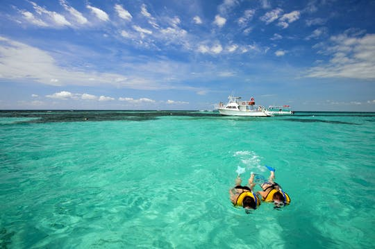 Key West Tour & Schnorcheln mit unbegrenzten Getränken