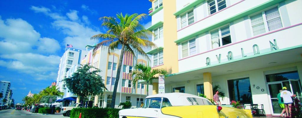 Tour privé de la ville de Miami