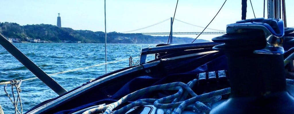 Lissabon zeilboot ochtendtour