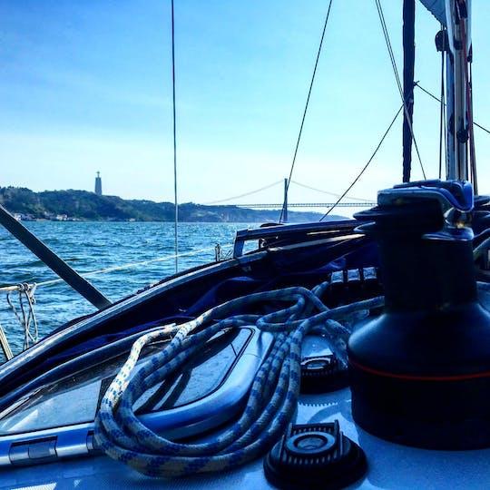 Lisbon sailboat morning tour