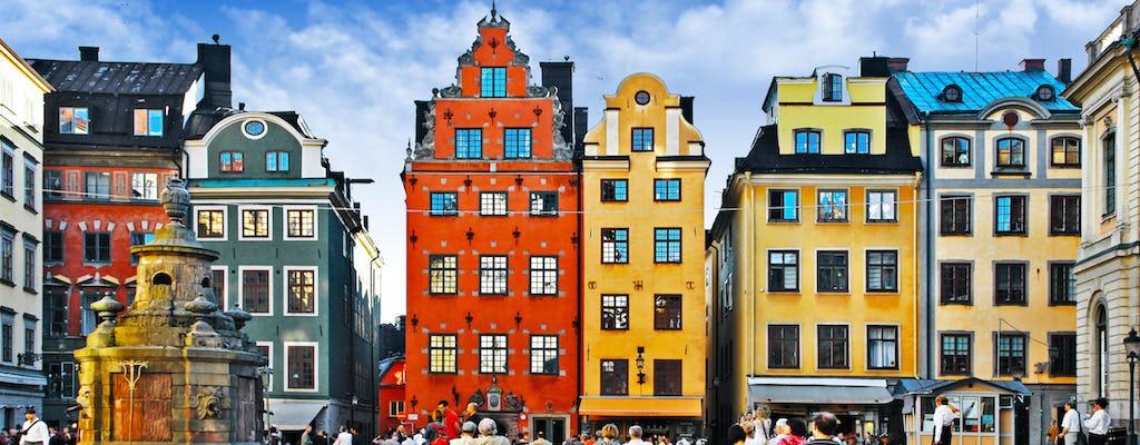 Gamla Stan, Vasa Museum and City Hall private tour