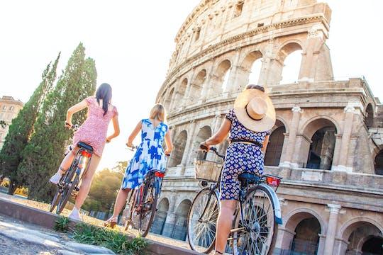 Частная велосипедный тур из Рима