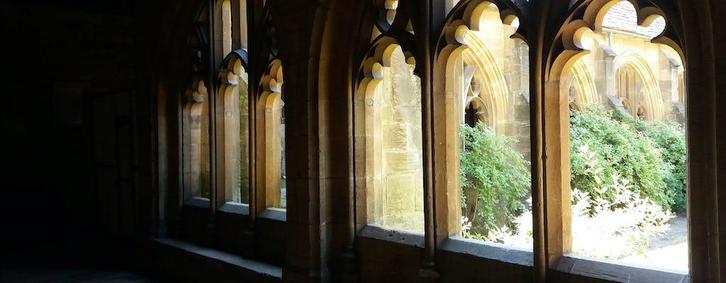 Visita privada ao New College Harry Potter Oxford