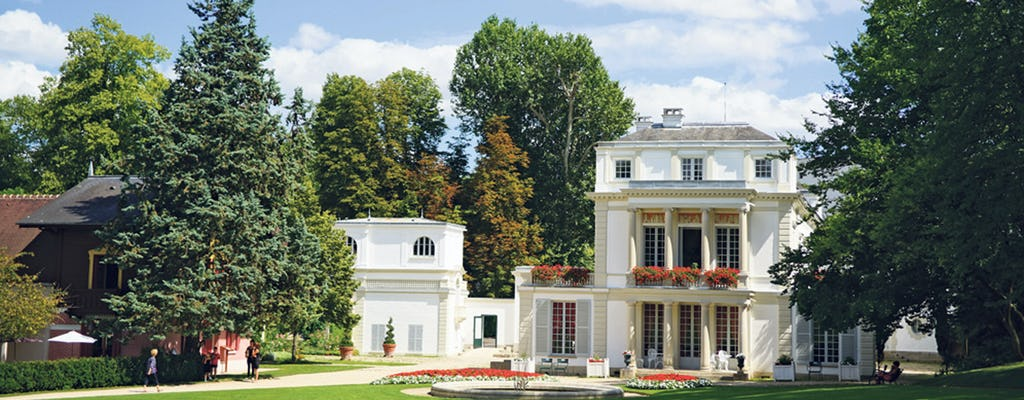 8-hour private tour to Caillebotte Property and Orsay Museum from Paris