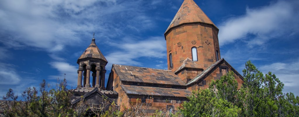 Ancient Khor Virap Monastery guided tour