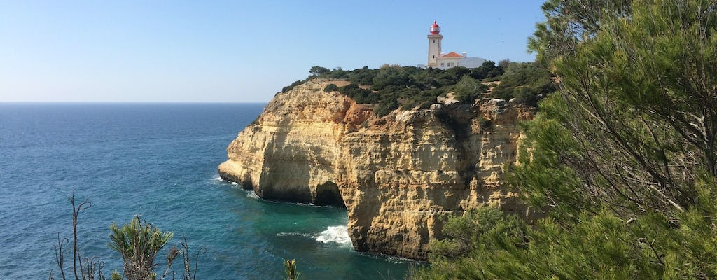 Algarve Cliffs by Land and Sea