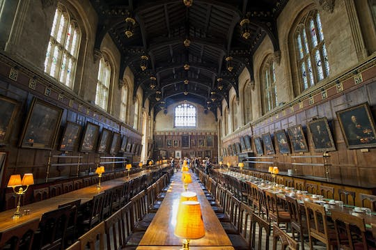 2 hour Harry Potter tour with Christ Church entry