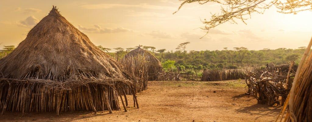 Tour di mezza giornata della foresta sacra di Kaya Kinondo dalla costa meridionale di Mombasa