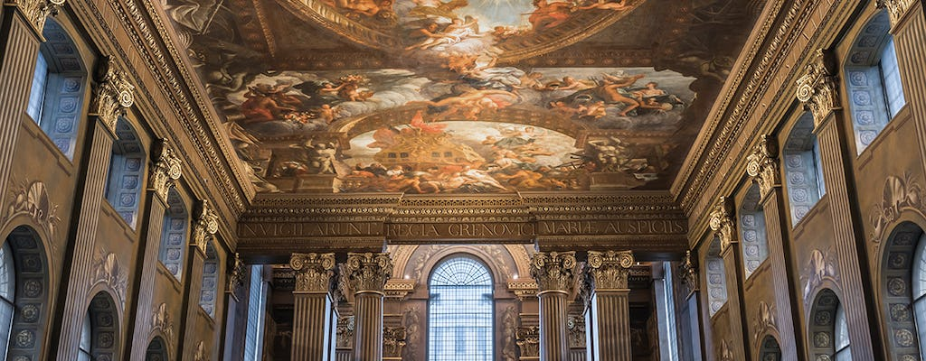 Painted Hall tickets
