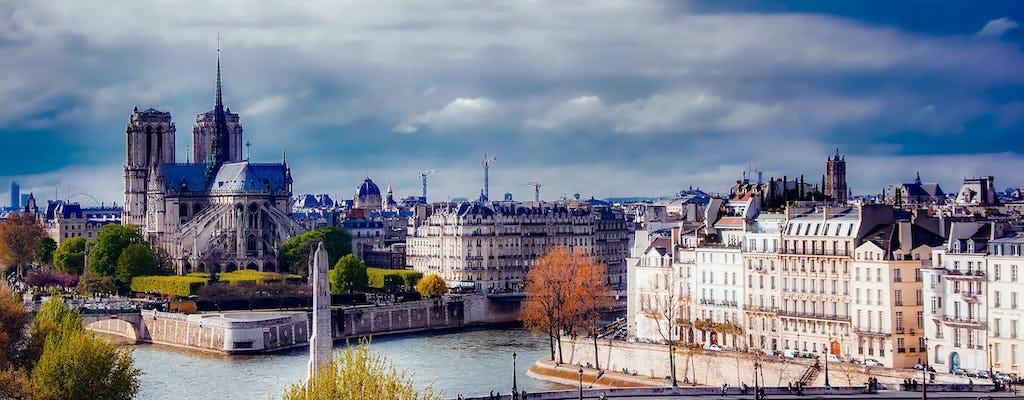 Excursión privada y personalizada de un día a París desde Le Havre