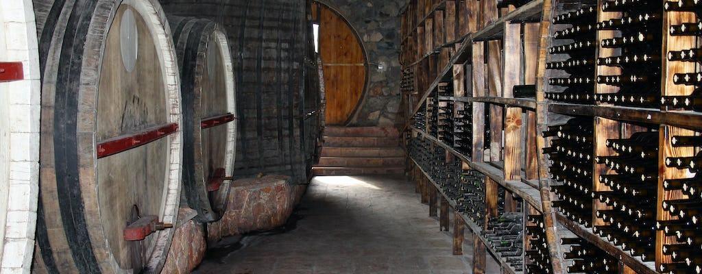 Винный завод в Арени и дегустация