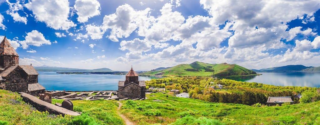 The best of Sevan walking tour