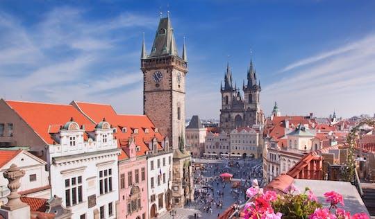 Prague classic city bike tour