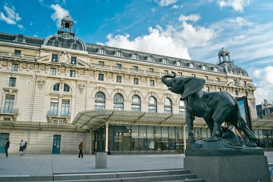 Private tour of Orsay Museum