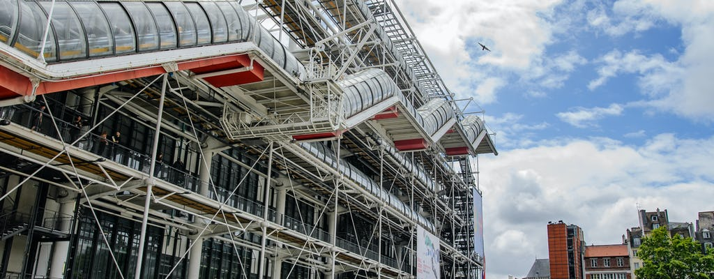 Visite privée du musée du Centre Pompidou