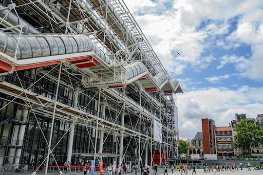 Excursão privada ao Museu Centre Pompidou