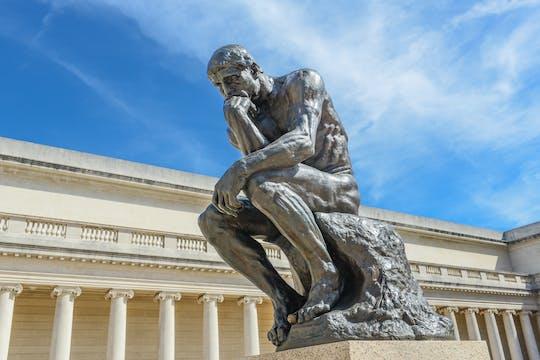 Индивидуальная экскурсия в Музей Родена
