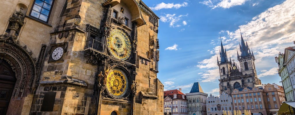 Prague all-in-one big city e-bike tour