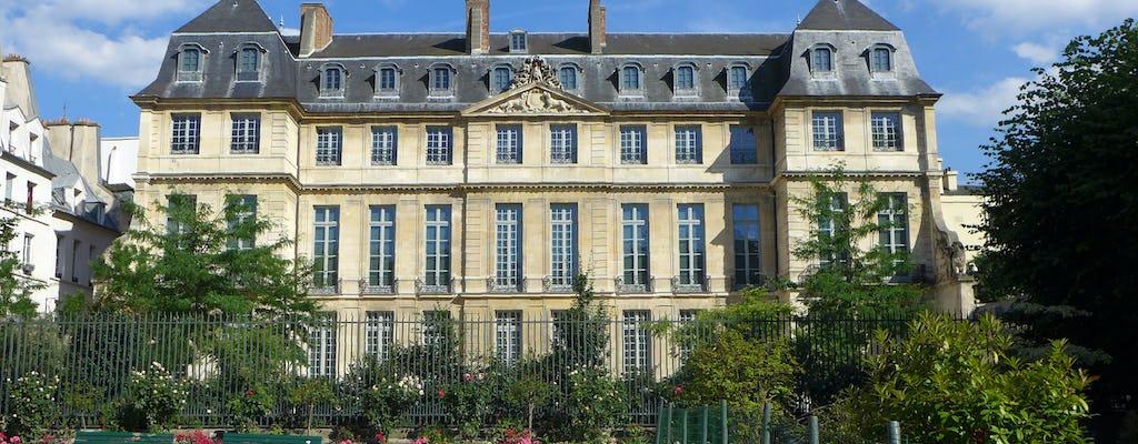 Индивидуальная экскурсия из Музея Пикассо в Париже