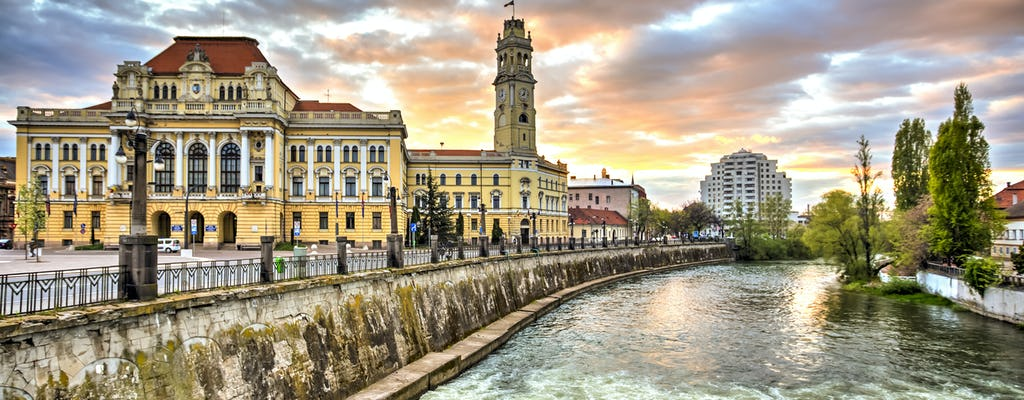 Day trip to Oradea and Baile Felix from Cluj-Napoca