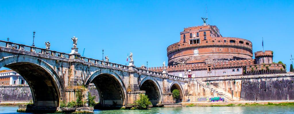 Castel Sant'Angelo e Piazza San Pietro - Tour guidato salta fila