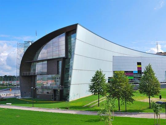 Helsinki Highlights und privater Rundgang durch das Kiasma Museum