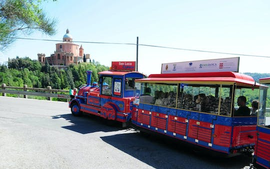 Tickets for San Luca Express train and tasting of local products