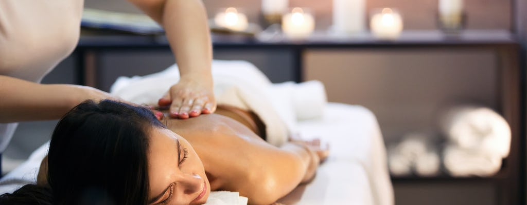Ayurveda Spa treatment from Colombo