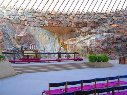 Visita guiada privada de lo mejor de Helsinki