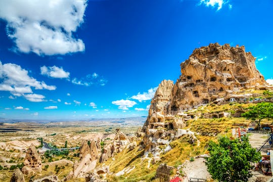 Best of Cappadocia day tour with lunch