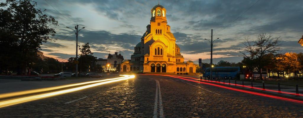 Prywatna wycieczka fotograficzna po Sofii, mieście świateł