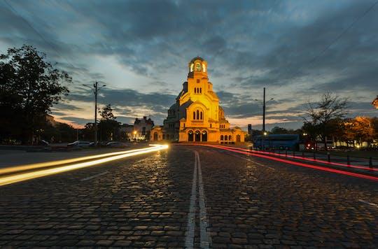 Tour privado de fotografía por Sofía, la ciudad de las luces.
