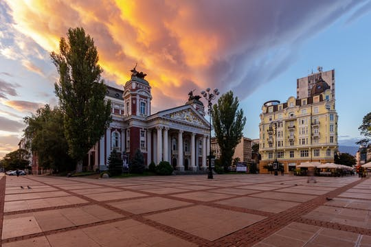 Знаменитые достопримечательности Софии частная фотография тур