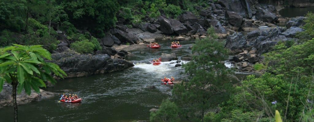 Rafting d'une demi-journée sur la rivière Barron